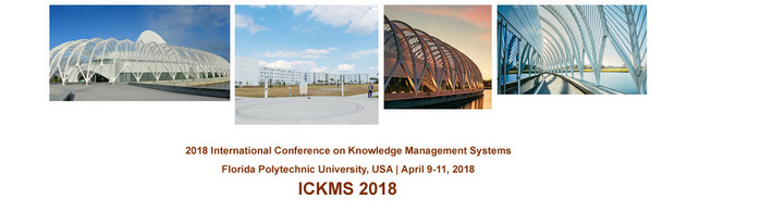 ACM--2018 International Conference on Knowledge Management Systems (ICKMS 2018)--Ei Compendex and Scopus, Florida, United States