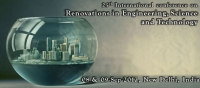 25th International Conference on Renovations in Engineering, Science &Technology