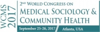 WCMS'17 - 2nd World Congress on Health and Medical Sociology