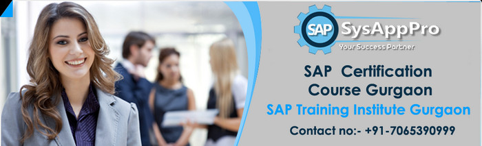 SAP HANA Training Course in Gurgaon