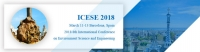 2018 8th International Conference on Environment Science and Engineering (ICESE 2018)