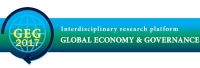 Global Economy & Governance - Challenges in Turbulent Era