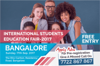 International Students Education Fair(ISEF) - 2017, Bangalore