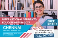 International Students Education Fair(ISEF)- 2017, Chennai