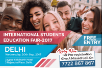International Students Education Fair(ISEF) - 2017, Delhi