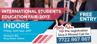 International Students Education Fair(ISEF) - 2017, Indore