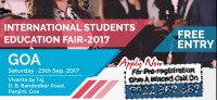 International Students Education Fair(ISEF) - 2017, Goa