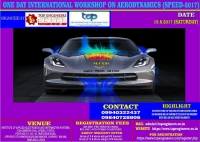 One Day International Workshop on Aerodynamics (SPEED-2017)