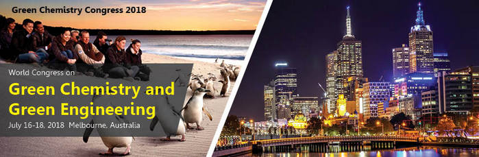 World congress on Green Chemistry and Green Engineering, Melbourne, Victoria, Australia