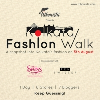 Kolkata Fashion Walk 2017