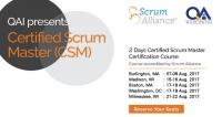 Agile Methods-CSM Training Workshop
