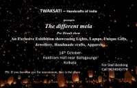 The Different Mela - Pre Diwali Exhibition and sale