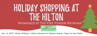 Holiday Shopping at the Hilton