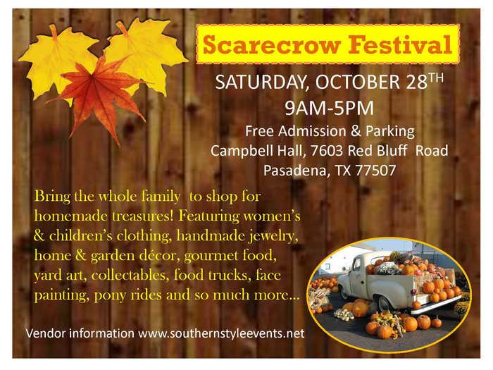 Scarecrow Festival, Texas, United States