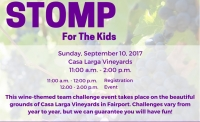 Stomp for the Kids Event!