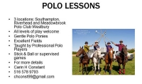 Polo Lessons Stick and Ball Chuckkers