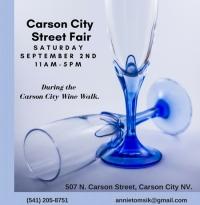 Carson City Street Fair