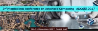 3rd International conference on Advanced Computing (ADCOM-2017)