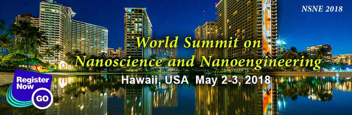 World Summit on Nanoscience and Nanoengineering, Hawaii, United States