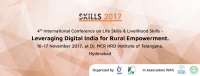 4th International Conference on Life Skills & Livelihood Skills -  Leveraging Digital India for Rural Empowerment