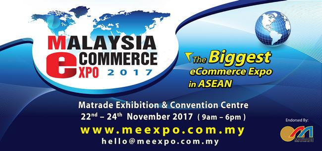 Malaysia eCommerce Expo (ME EXPO) 2017, Kuala Lumpur, Malaysia