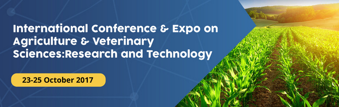 International-Conference and Expo on Agriculture and Veterinary