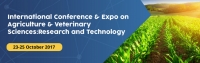 International-Conference and Expo on Agriculture and Veterinary Sciences Research and Technology India Registration