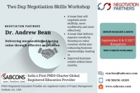 Two Days Negotiation Skills Workshop