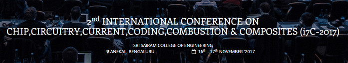2nd International Conference on Chip, Circuitry, Current, Coding, Combustion & Composites, Bangalore, Karnataka, India