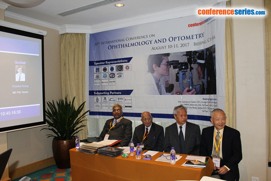 17th Asia Pacific Ophthalmologists Annual Meeting, Tokyo, Japan