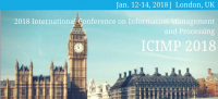 IEEE-2018 International Conference on Information Management and Processing (ICIMP 2018)