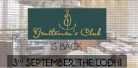 Gentlemen's club 2017