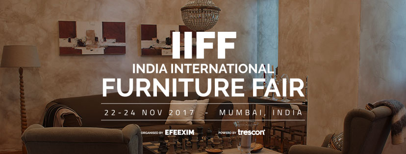 IIFF - India International Furniture Fair, Mumbai, Maharashtra, India