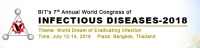 The BIT's 7th Annual World Congress of Infectious Diseases -2018 (WCID-2018)