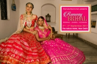 Runway Bridal by Ramola Bachchan presents The Bridal Shopping experience like no other!