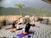 Yoga Teacher Training in Nepal