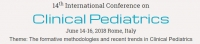 14th International Conference on Clinical Pediatrics