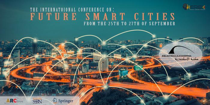 Future Smart Cities Conference, Bibliotheca Alexandrina, Alexandria, Egypt