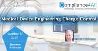 Medical Device Engineering Change Control - 2017
