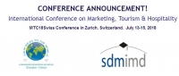MTC18Swiss International Conference on Marketing, Tourism & Hospitality