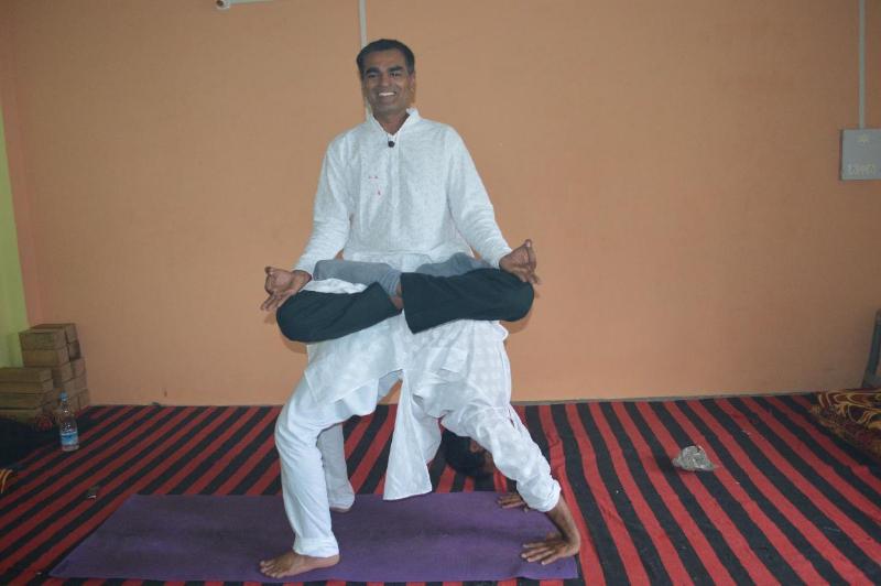 YTT in Dharamsala at Mahi Yoga, Dharamshala, Himachal Pradesh, India