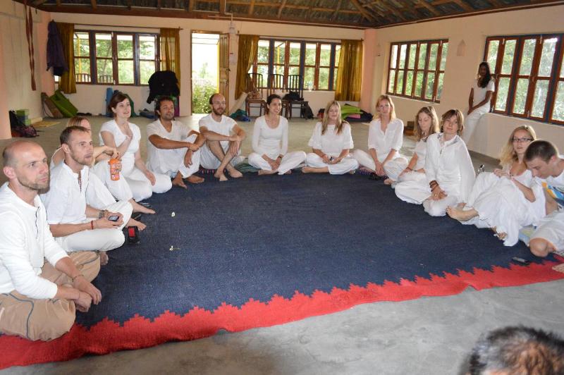 YTT in Goa at Mahi Yoga, Goa, India