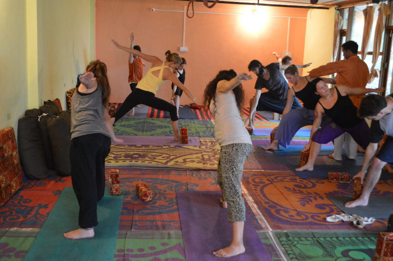 YTT in Rishikhesh at Mahi Yoga, Rishikesh, Uttarakhand, India