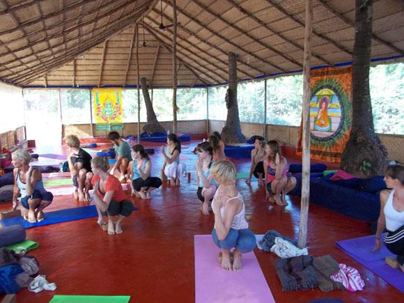 YTT in Rishikesh at Neo Yoga, Rishikesh, India