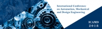 2018 International Conference on Automation, Mechanical and Design Engineering (ICAMD 2018)