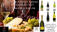 Wine & Cheese Soiree