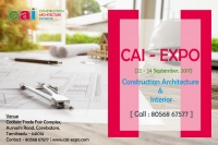 Construction Architecture Interior Expo Coimbatore 2017