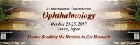 2nd International Conference on Ophthalmology