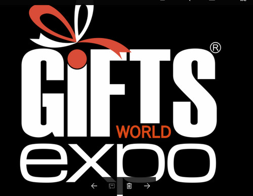 Gifts World Expo 2018, Central Delhi, Delhi, India