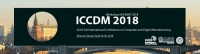 2018 3rd International Conference on Computer and Digital Manufacturing (ICCDM 2018)